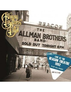 Allman Brothers Band : Play All Night - Live At The Beacon Theatre (CD)