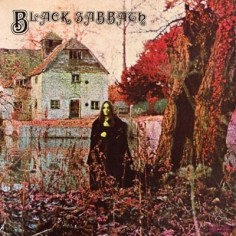 Black Sabbath : Black Sabbath (LP)