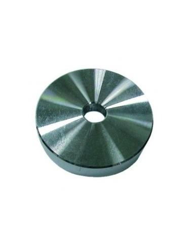 """7"""" adapteri (alumiinikeskiö)"""