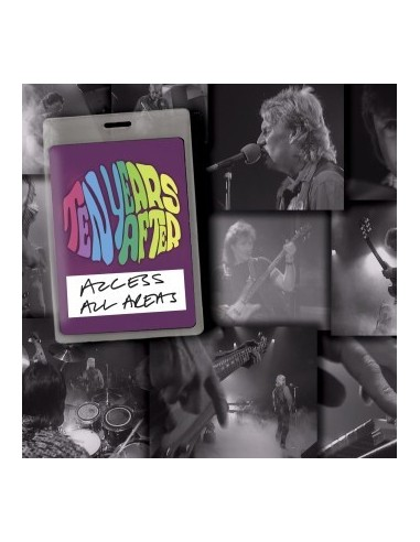 Ten Years After : Access All Areas (CD+DVD)