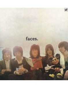 Faces : First Step (CD)