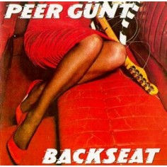 Peer Günt : Back Seat (LP)