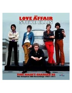 Love Affair : Time Hasn't Changed Us: Complete CBS Recordings 1967-1971 (3-CD)