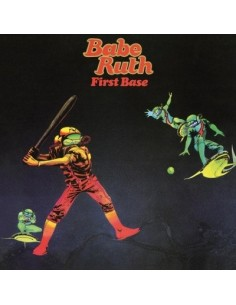 Babe Ruth : First Base (LP)