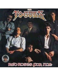 Pogues : Red Roses For Me (CD)