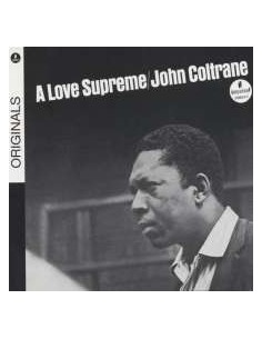Coltrane, John : A Love Supreme (CD)