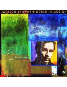 Browne, Jackson : World In Motion (LP)