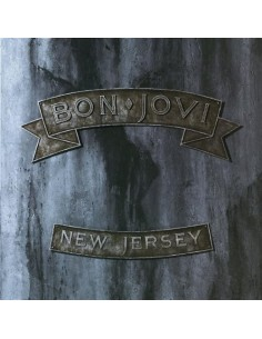 Bon Jovi : New Jersey (LP)