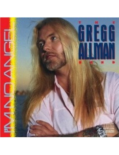 Allman, Gregg : I'm no angel (LP)