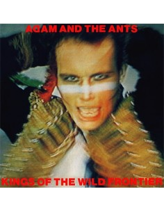Adam And The Ants : Kings Of The Wild Frontier (LP)