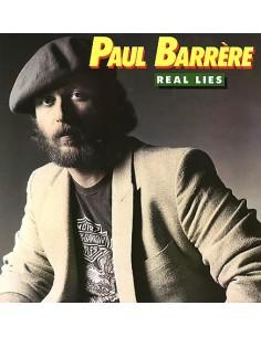 Barrère, Paul : Real Lies (LP)