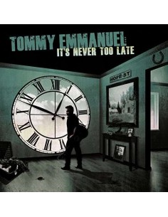Emmanuel, Tommy : It's Never Too Late (LP)