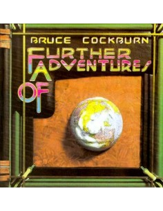 Cockburn, Bruce : Further Adventures Of (LP)