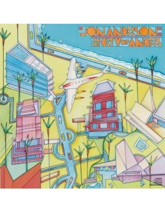 Anderson, Jon : In the City of Angels (LP)