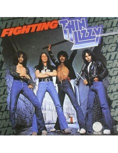 Thin Lizzy : Fighting (CD)