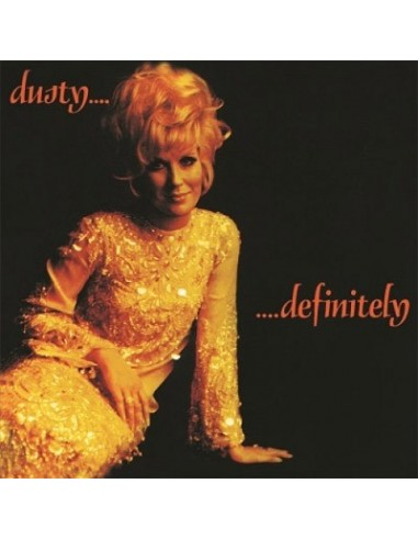 Springfield, Dusty : Dusty Definitely (CD)