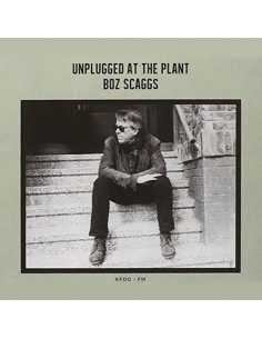 Scaggs, Boz : Unplugged At The Plant (CD)