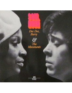 Dee Dee, Barry & The Movements : Soul Hour (LP)