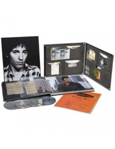 Springsteen, Bruce : The Ties That Bind - The River Collection (4-CD + 3-DVD)