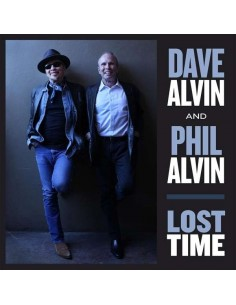 Alvin, Dave & Phil : Lost Time (LP + CD)