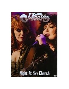 Heart: Night At Sky Church 2010 (Blu-ray)
