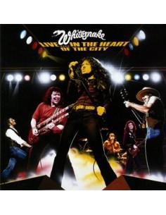Whitesnake : Live...In The Heart Of The City (CD)