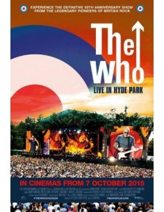 Who : Live In Hyde Park (2-CD+DVD)