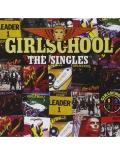 Girlschool : Singles Collection (2-CD)
