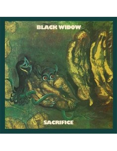 Black Widow : Sacrifice (CD)