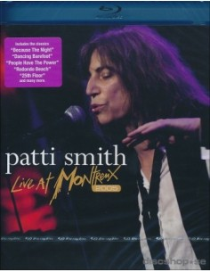 Smith, Patti : Live At Montreux 2005 (Blu-Ray)