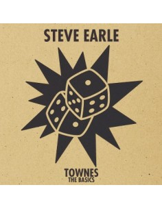 Earle, Steve : Townes: The Basics (LP)