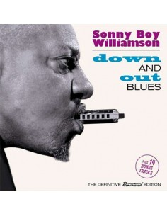 Williamson, Sonny Boy : Down And Out Blues (CD)