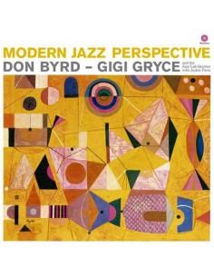 Gryce, Gigi & Donald Byrd: Modern Jazz Perspective (LP)