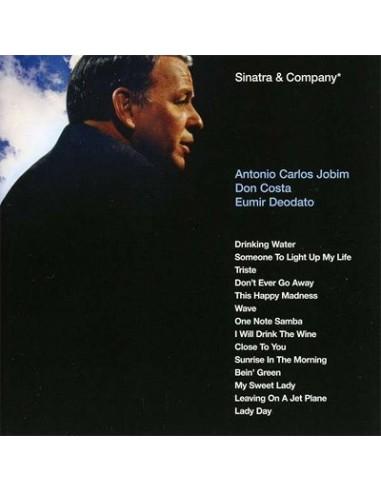 Sinatra, Frank : Sinatra & Company (CD)