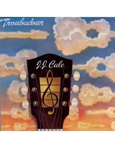 Cale, J.J. : Troubadour (LP)