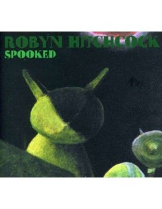 Hitchcock, Robyn : Spooked (CD)
