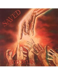 Dylan, Bob : Saved (LP)