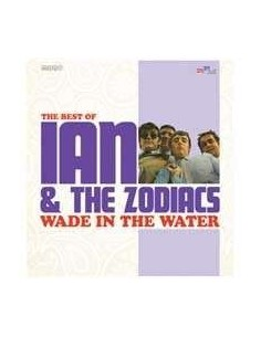Ian & The Zodiacs : Wade In The Water - The Best Of (CD)