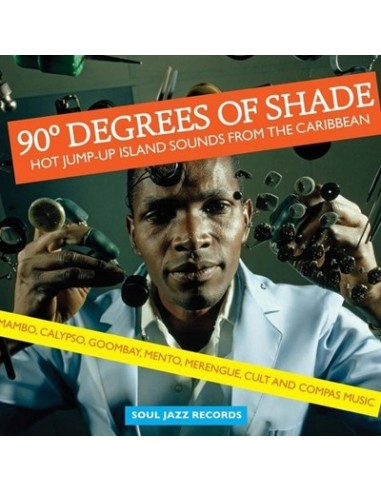90 Degrees of Shade - Hot Jump-Up Island Sounds From the Caribban Vol.2 (2-LP)