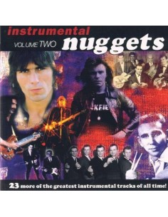 Instrumental Nuggets Volume Two (CD)