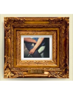 Iron & Wine : Ghost On Ghost (CD)
