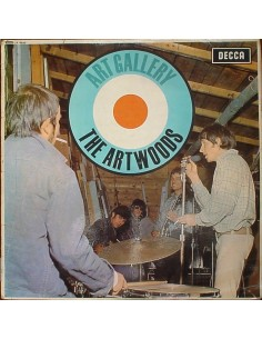 Artwoods : Art Gallery (CD)