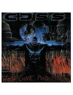 CJSS : World Gone Mad (LP)