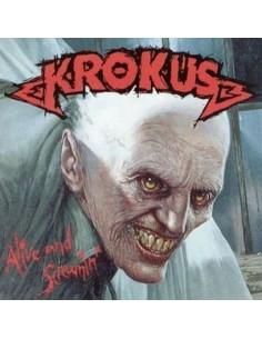 Krokus : Alive And Screamin' (LP)