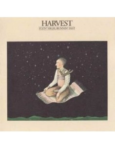 Harvest : Flyin' high Runnin' Fast (LP / Clear)