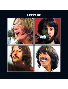 Beatles : Let It Be (CD)