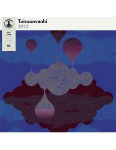 Taivaanvuohi : PopLiisa 4 (LP) blue vinyl