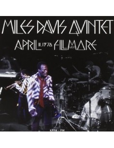Davis, Miles : April 11, 1970 Fillmore West (CD)