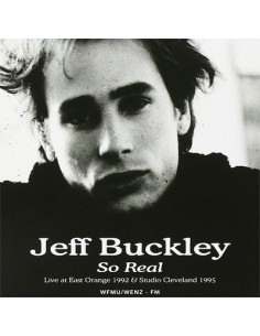 Buckley, Jeff : So Real: Live At East Orange 1992 – Studio Cleveland 1995 (CD)