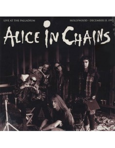 Alice In Chains : Would –- Live Hollywood 1992 (CD)